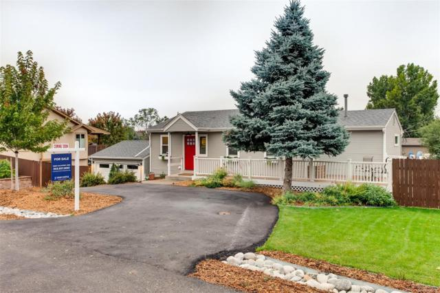 8200 W Massey Drive, Littleton, CO 80128 (MLS #1989561) :: 8z Real Estate
