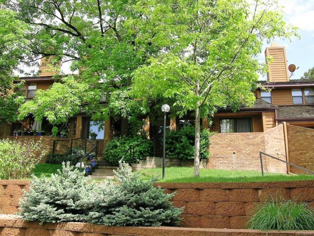 9400 E Iliff Avenue #333, Denver, CO 80231 (#1989811) :: Wisdom Real Estate
