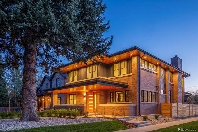2401 S Fillmore St., Denver, CO 80210 (#1990014) :: Mile High Luxury Real Estate