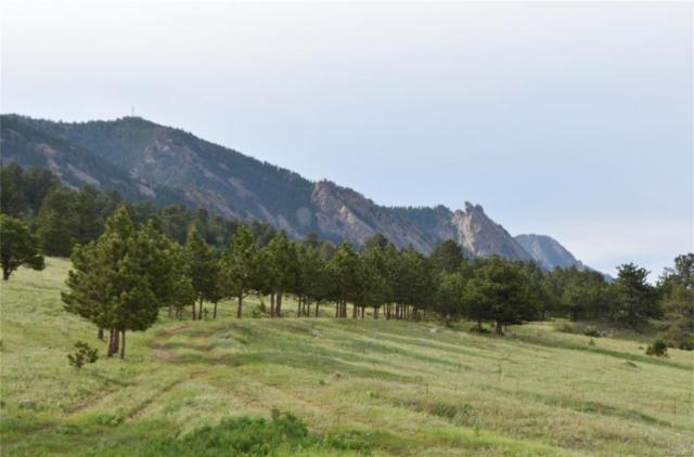 25377 State Highway 72, Golden, CO 80403 (MLS #1990122) :: Bliss Realty Group