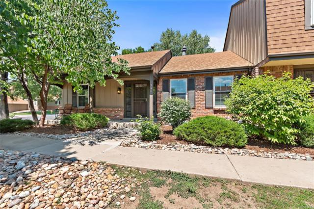 7101 W Yale Avenue #3401, Denver, CO 80227 (#1990352) :: My Home Team