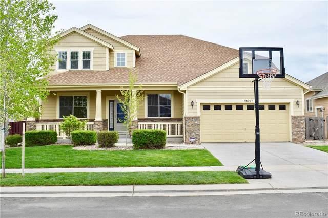 13096 E 106th Avenue, Commerce City, CO 80022 (MLS #1990365) :: 8z Real Estate