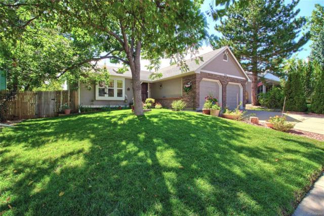 9498 W Nichols Drive, Littleton, CO 80128 (#1990518) :: The Peak Properties Group