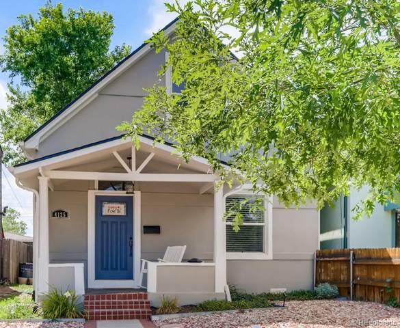 4125 Raritan Street, Denver, CO 80211 (#1990538) :: Colorado Home Finder Realty