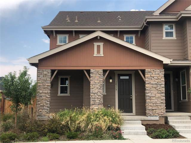 10119 E 25th Drive, Aurora, CO 80010 (MLS #1990587) :: Kittle Real Estate