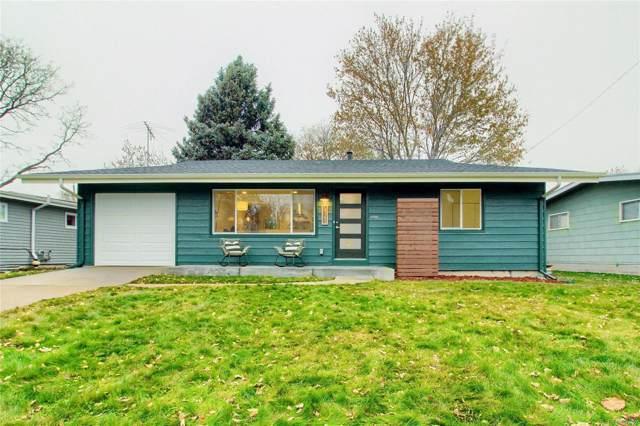 1345 S Grape Street, Denver, CO 80222 (#1990684) :: HomeSmart Realty Group