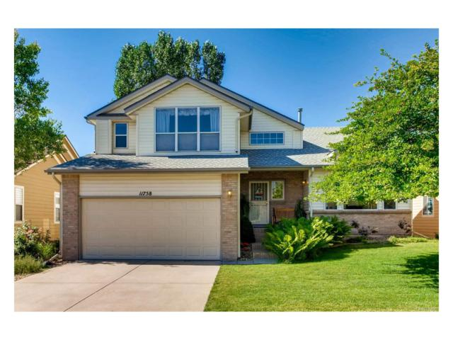 11758 W Coal Mine Drive, Littleton, CO 80127 (MLS #1990847) :: 8z Real Estate