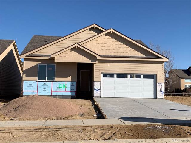 1216 103rd Avenue, Greeley, CO 80634 (#1990912) :: The Brokerage Group
