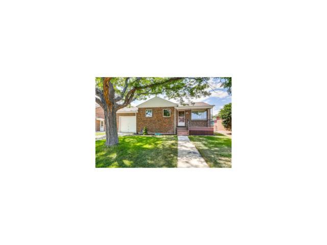 659 S Alcott Street, Denver, CO 80219 (MLS #1991027) :: 8z Real Estate