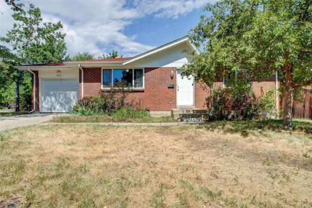 6663 Gray Street, Arvada, CO 80003 (#1991289) :: The DeGrood Team