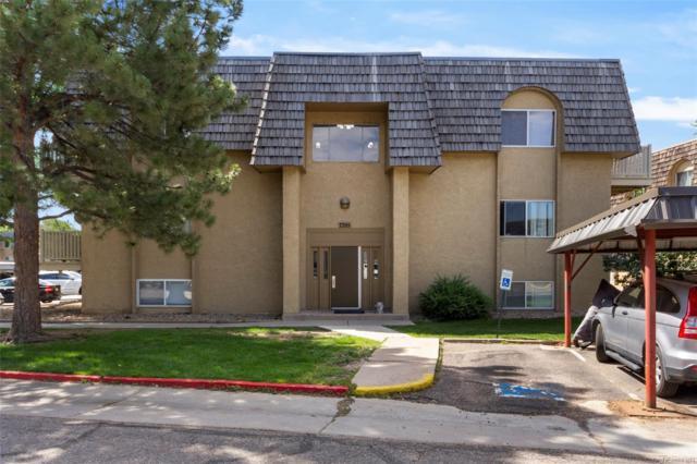 7395 E Quincy Avenue #301, Denver, CO 80237 (#1991791) :: Keller Williams Action Realty LLC