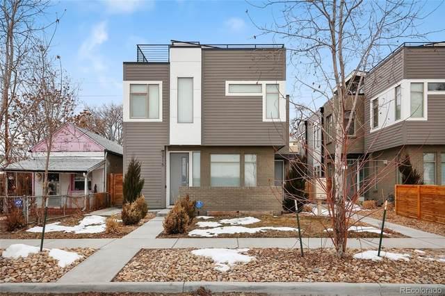 3717 Inca Street, Denver, CO 80211 (#1991816) :: The Griffith Home Team