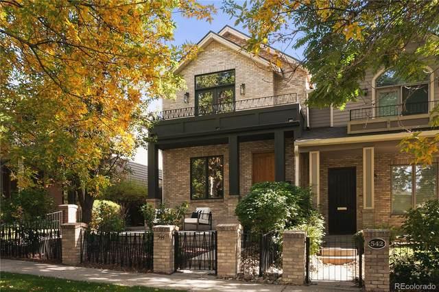 544 Milwaukee Street, Denver, CO 80206 (#1991872) :: Berkshire Hathaway HomeServices Innovative Real Estate
