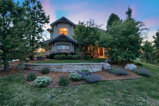 6233 Oxford Peak Lane, Castle Rock, CO 80108 (MLS #1992114) :: 8z Real Estate