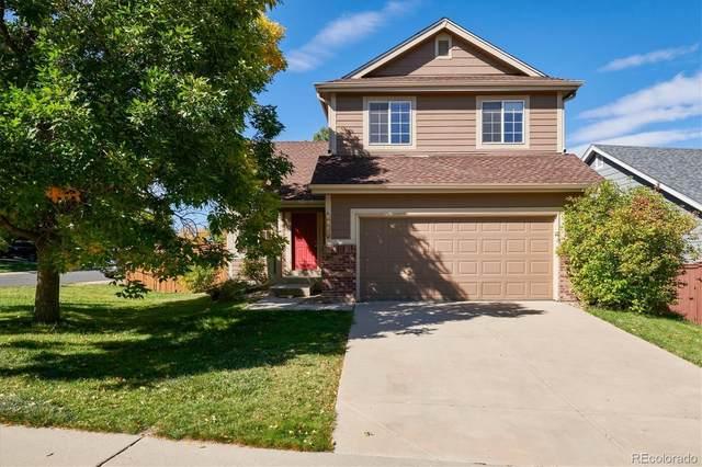 8895 Pochard Street, Littleton, CO 80126 (#1992185) :: iHomes Colorado
