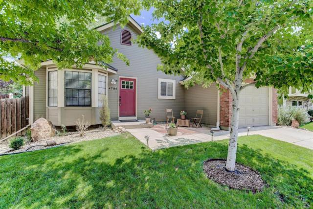 4786 S Zeno Street, Aurora, CO 80015 (#1992434) :: The Peak Properties Group