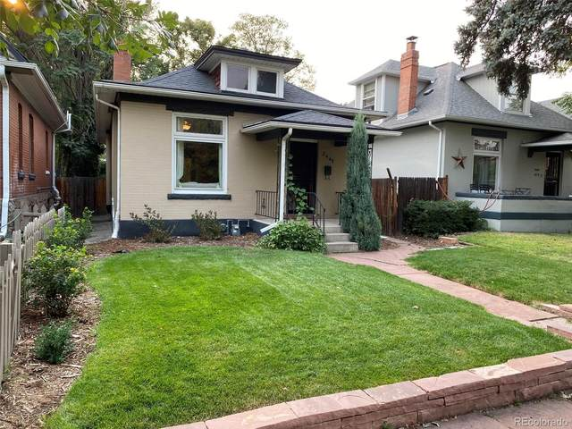2445 N Franklin Street, Denver, CO 80205 (#1992458) :: Chateaux Realty Group