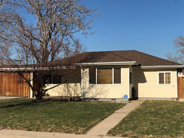 2021 W Custer Place, Denver, CO 80223 (#1992533) :: Sellstate Realty Pros