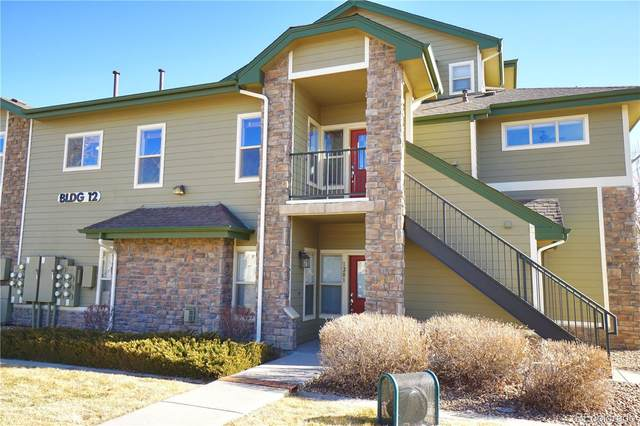 5800 Tower Road #1205, Denver, CO 80249 (#1992857) :: Berkshire Hathaway Elevated Living Real Estate