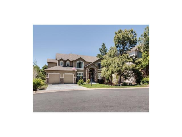 939 Greenway Lane, Castle Pines, CO 80108 (MLS #1993019) :: 8z Real Estate