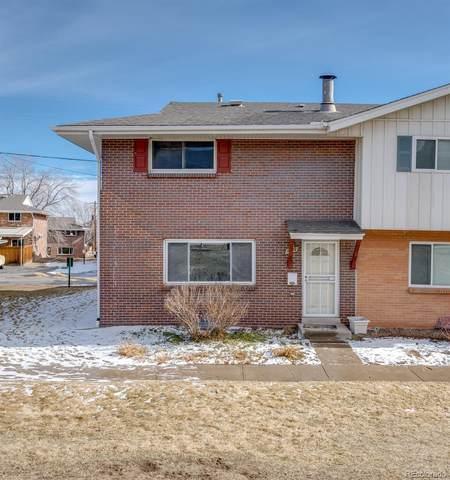 9044 E Nassau Avenue, Denver, CO 80237 (MLS #1993065) :: 8z Real Estate
