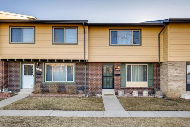558 S Carr Street, Lakewood, CO 80226 (#1993365) :: The Peak Properties Group
