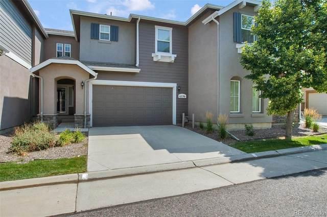 6150 S Paris Street, Greenwood Village, CO 80111 (#1993437) :: Compass Colorado Realty