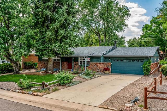 1743 S Dover Way, Lakewood, CO 80232 (#1993924) :: The Heyl Group at Keller Williams