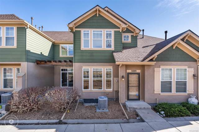 5889 S Taft Terrace, Littleton, CO 80127 (#1994134) :: The HomeSmiths Team - Keller Williams