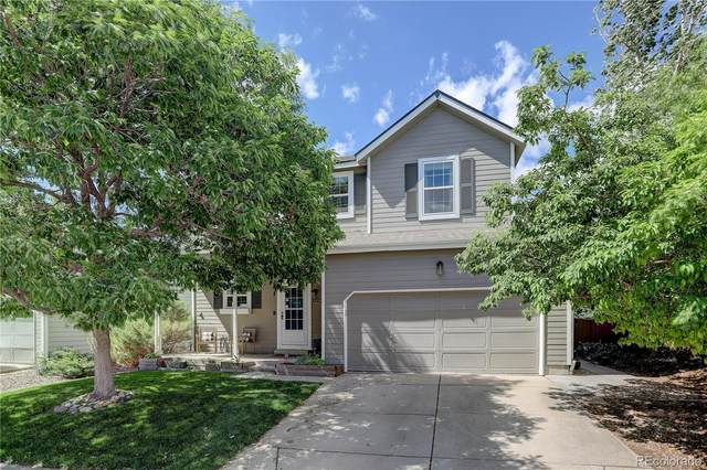 1125 Cobblestone Drive, Highlands Ranch, CO 80126 (#1994160) :: The Gilbert Group
