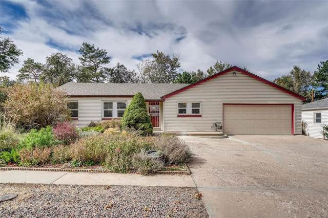 4485 Yarrow Street, Wheat Ridge, CO 80033 (#1994412) :: The Margolis Team