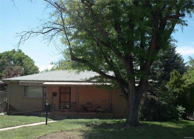 2665 S Josephine Street, Denver, CO 80210 (#1994561) :: Mile High Luxury Real Estate