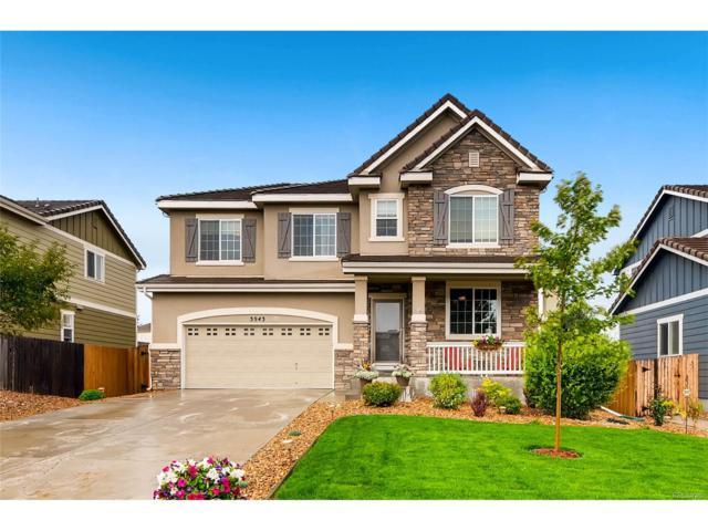 3943 S Shawnee Way, Aurora, CO 80018 (MLS #1995002) :: 8z Real Estate
