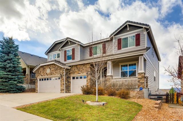 2605 Trailblazer Way, Castle Rock, CO 80109 (#1995495) :: The Peak Properties Group
