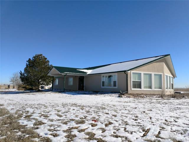 31136 County Road 18, Keenesburg, CO 80643 (MLS #1995740) :: 8z Real Estate