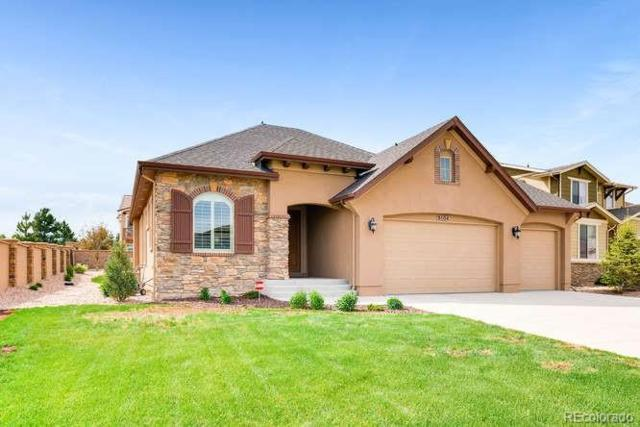 9104 Argentine Pass Trail, Colorado Springs, CO 80924 (#1995875) :: Structure CO Group