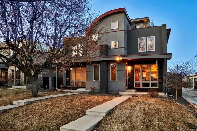 1927 W 36th Avenue, Denver, CO 80211 (MLS #1995918) :: 8z Real Estate