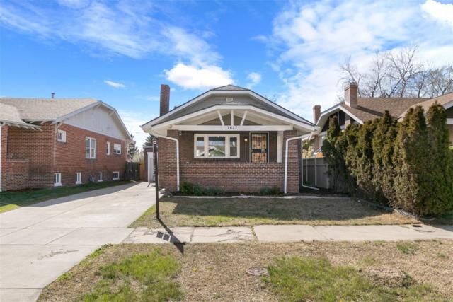 2627 N Elizabeth Street, Denver, CO 80205 (#1995995) :: The Peak Properties Group