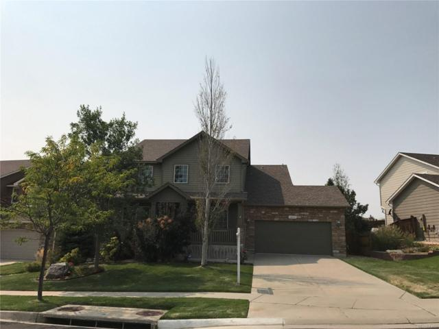 12191 S Red Sky Drive, Parker, CO 80134 (#1996158) :: The HomeSmiths Team - Keller Williams