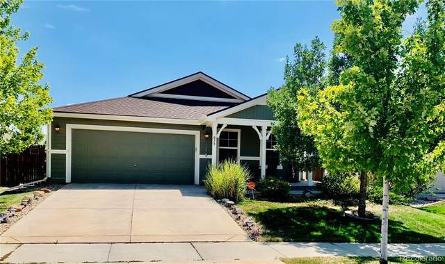 876 Turpin Way, Erie, CO 80516 (MLS #1996708) :: 8z Real Estate