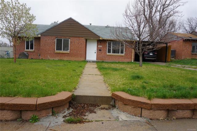 3640 Monroe Street, Denver, CO 80205 (#1996716) :: The Peak Properties Group