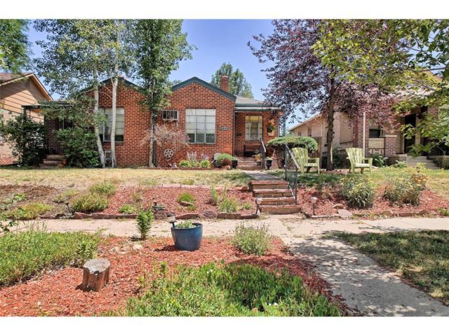 2440 N Gaylord Street, Denver, CO 80205 (MLS #1997399) :: 8z Real Estate