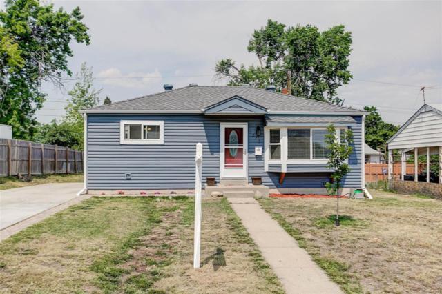 1273 S Alcott Street, Denver, CO 80219 (#1998350) :: Sellstate Realty Pros