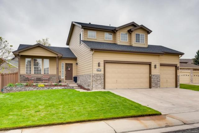10612 Baneberry Street, Highlands Ranch, CO 80129 (#1998394) :: The Heyl Group at Keller Williams