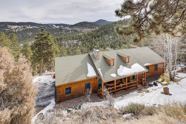 28923 Upper Moss Rock Road, Golden, CO 80401 (#1998523) :: The Peak Properties Group