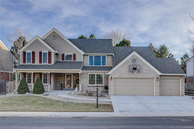 9582 W Brandt Place, Littleton, CO 80123 (#1998905) :: Sellstate Realty Pros