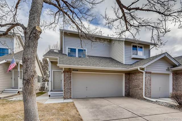 9304 Miles Drive, Lone Tree, CO 80124 (#1999716) :: The Margolis Team