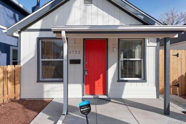 4732 Vine Street, Denver, CO 80216 (#1999791) :: Mile High Luxury Real Estate