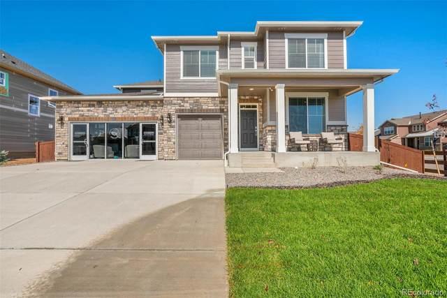 1590 Wingfeather Lane, Castle Rock, CO 80108 (#2001241) :: Wisdom Real Estate