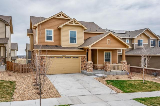 6672 S Muscadine Court, Aurora, CO 80016 (#2001588) :: The Heyl Group at Keller Williams